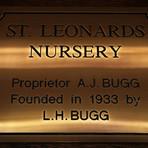 St Leonards Plaque