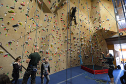 Taster session dogtooth climbing gym