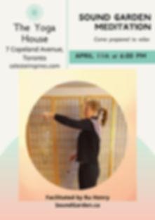 April 11 The Yoga House Sound Garden.jpg