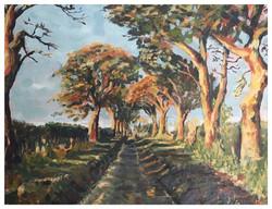 Kate Gabriel Autumn walk landscape