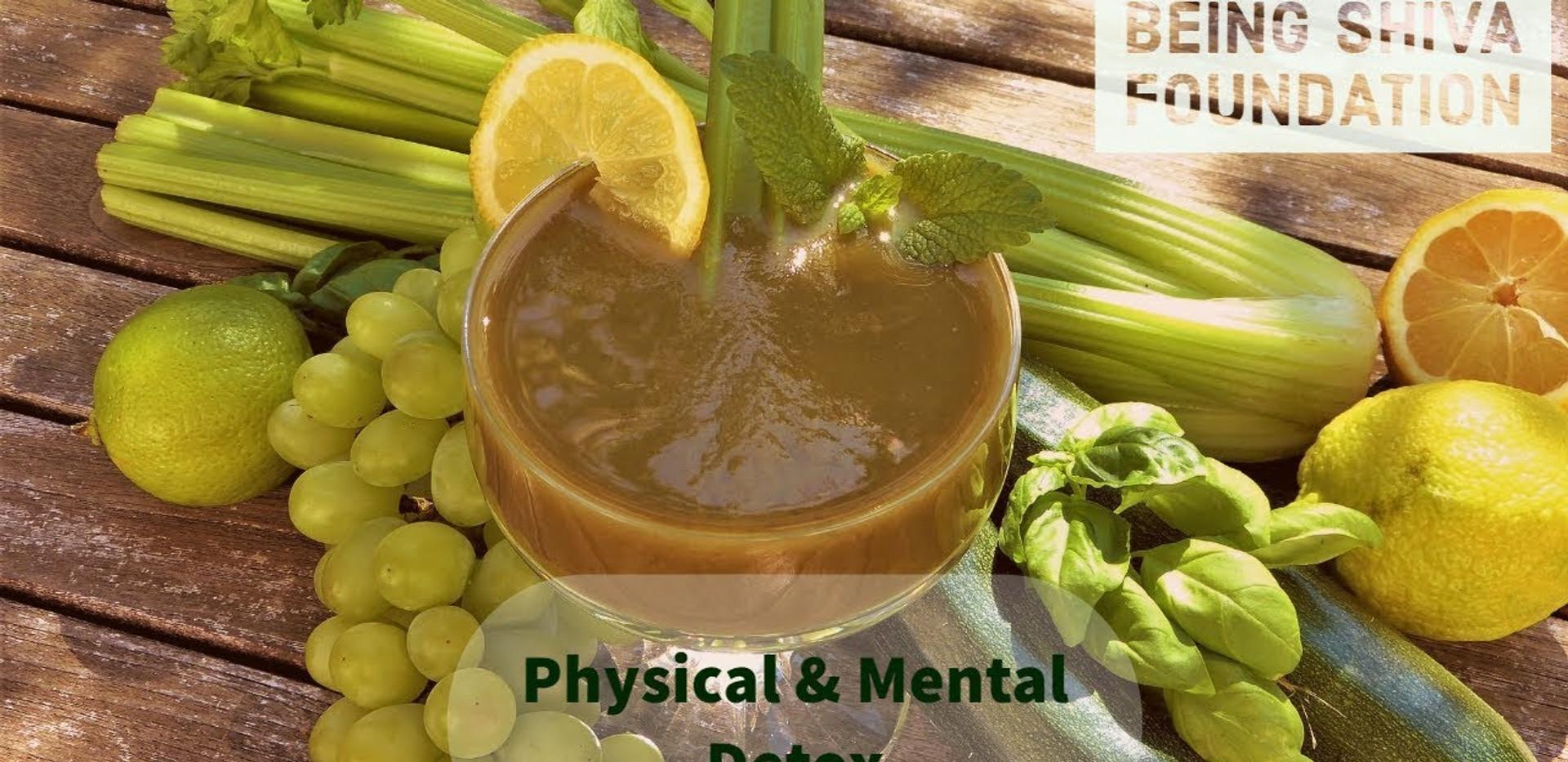 Yogic Preparation - Physical & Mental Detox
