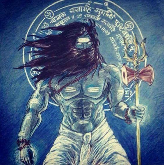 Shiva - Kshatriya