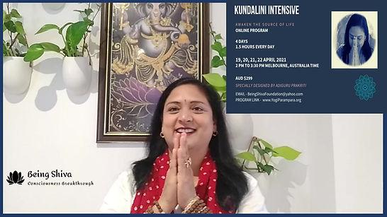 About Kundalini Intensive