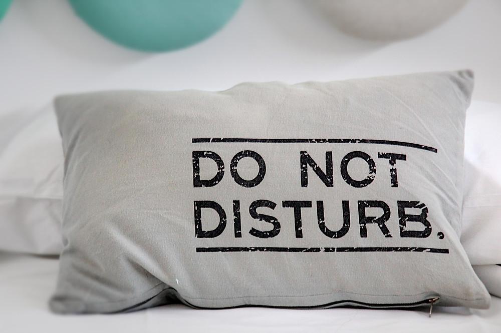 Sleep instead of Meditation
