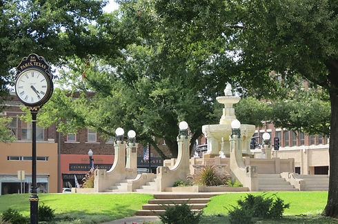 culbertson-fountain-downtown-paris-texas