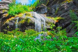 Hyalite Canyon, Montana