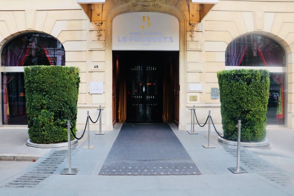Le Fouquet's Hotel Barrière