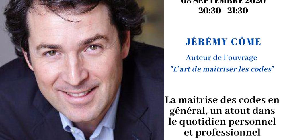 ATELIER - LA MAÎTRISE DES CODE DE BONNES MANIÈRES