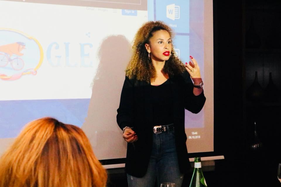 Notre invitée spéciale: Carole LAIGNEAU