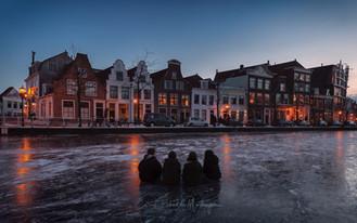 Winterwonderland Haarlem
