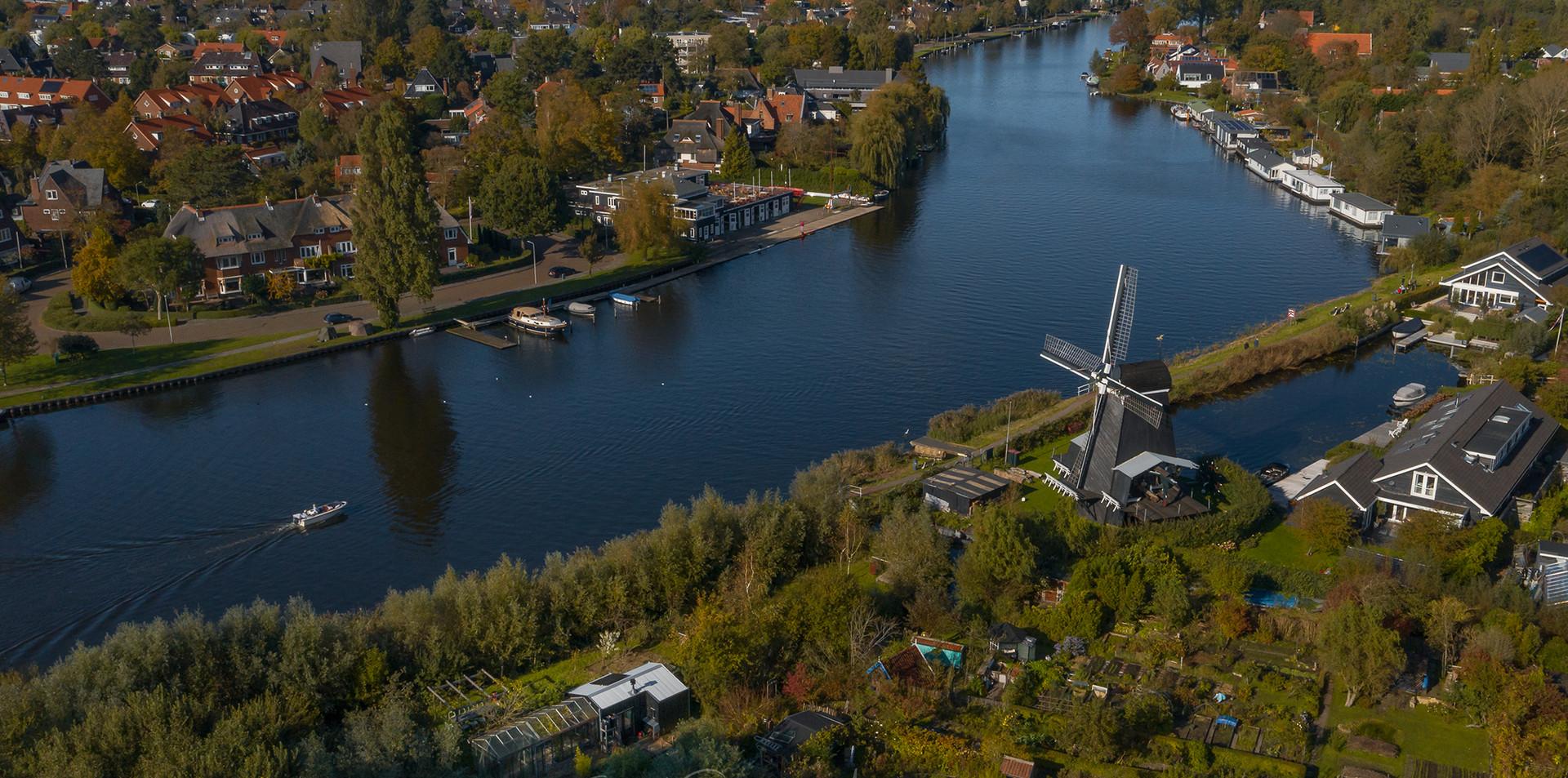 Jaagpad - Haarlem Zuid