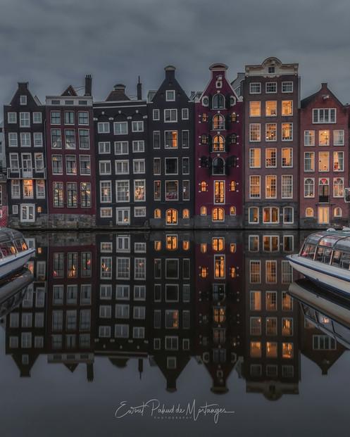 Amsterdam - Damrak