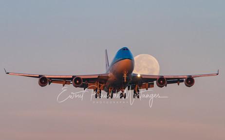 Farewell KLM 747
