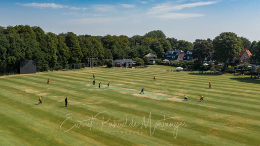 Cricketclub Bloemendaal venue