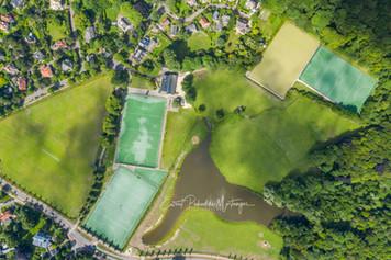 Aerial view Hockeyclub Bloemendaal