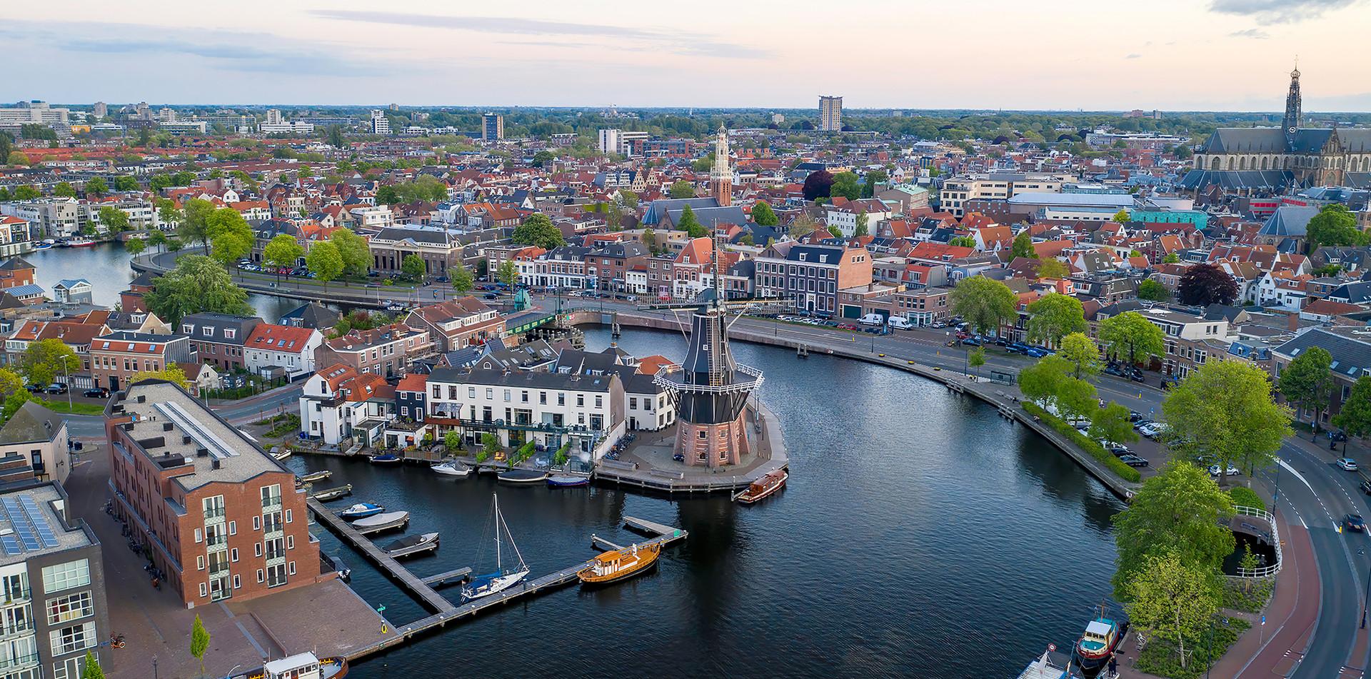 Panorama Haarlem