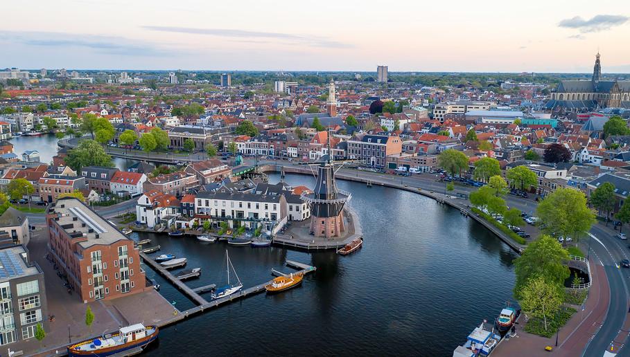 Molen Adriaan, Haarlem