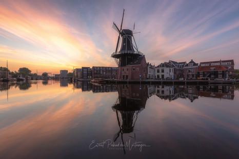 Molen Adriaan - Haarlem