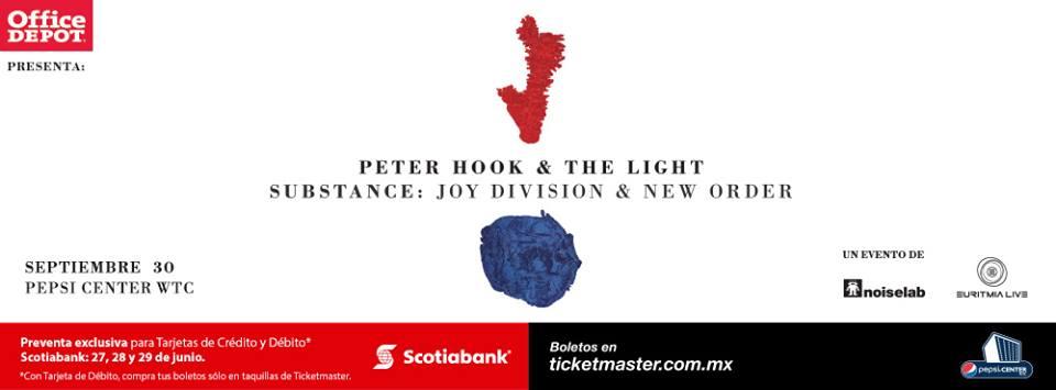Peter Hook & The Light