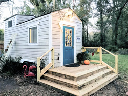 Tiny House Massage Studio