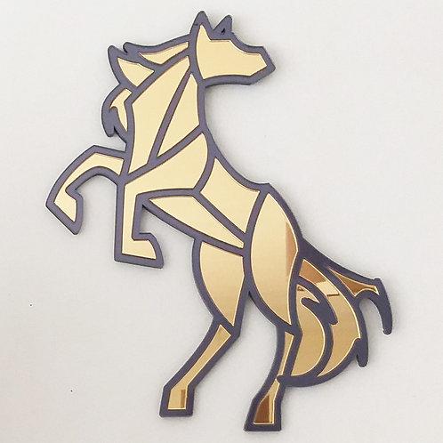 Paard polygon