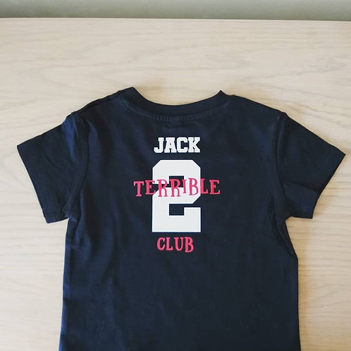 Terrible 2 club t-shirt