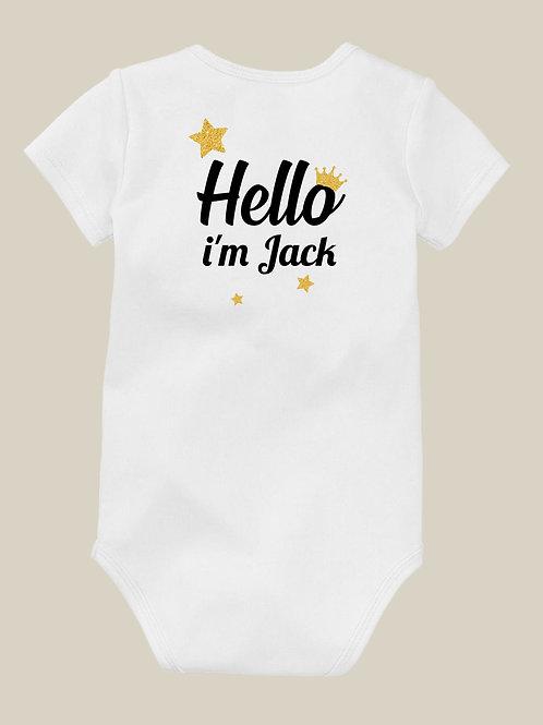Hello i'm Jack