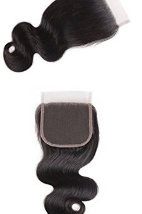 C.B lace closure
