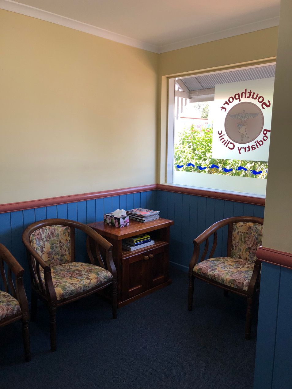 BEFORE - Waiting Area