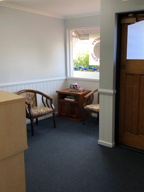 AFTER - Waiting Area