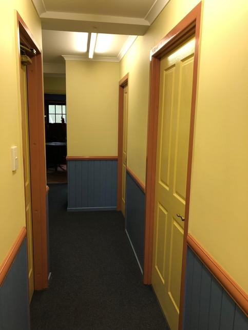 BEFORE - Hallway (end)
