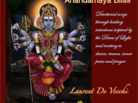 Anandamaya Bliss, un nouvel album de rêveries sonores et musicales