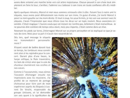 Messages de l'Univers (le témoignage d'Annick et Marcel)