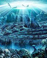 Un médium face à l'Atlantide et autres civilisations disparues