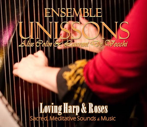 Loving Harp & Roses - Live edit - CD Cov