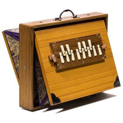 """Shrutti Box """"Saraswati"""" et sa housse de transport"""
