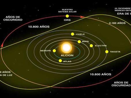 Notre Grand Soleil Central Galactique & l'Accélération Vibratoire de la Terre
