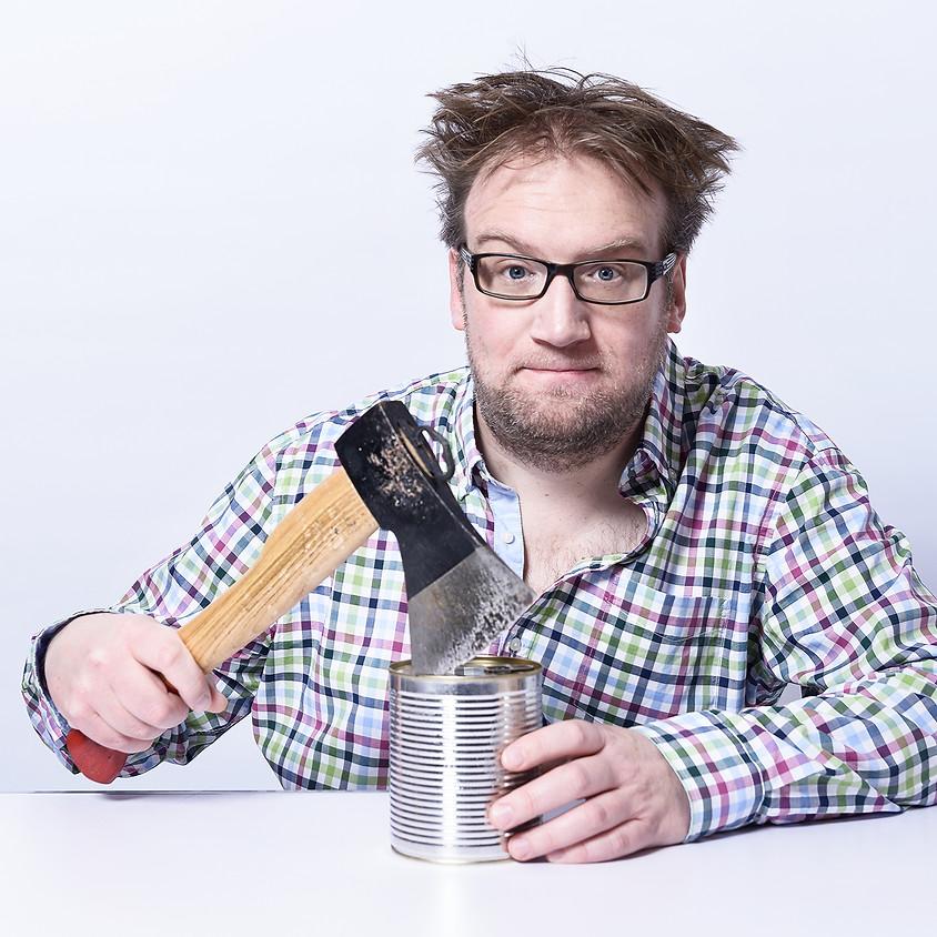 """Jens Heinrich Classen mit """"Ich komm schon klar"""""""