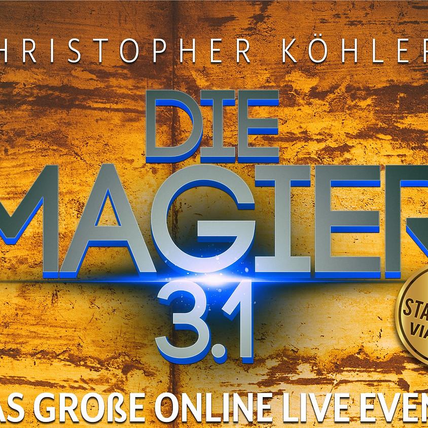 Christopher Köhlers DIE MAGIER 3.1