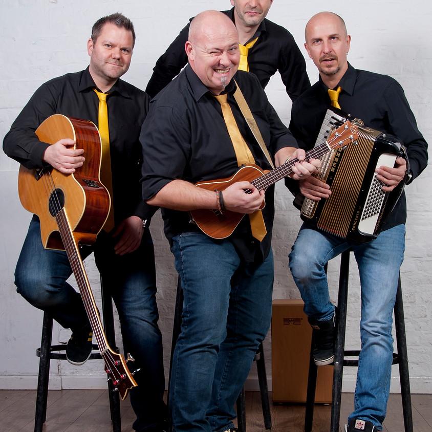 """Goldene Reiter mit """"Neue Deutsche Welle - Akustisch"""""""