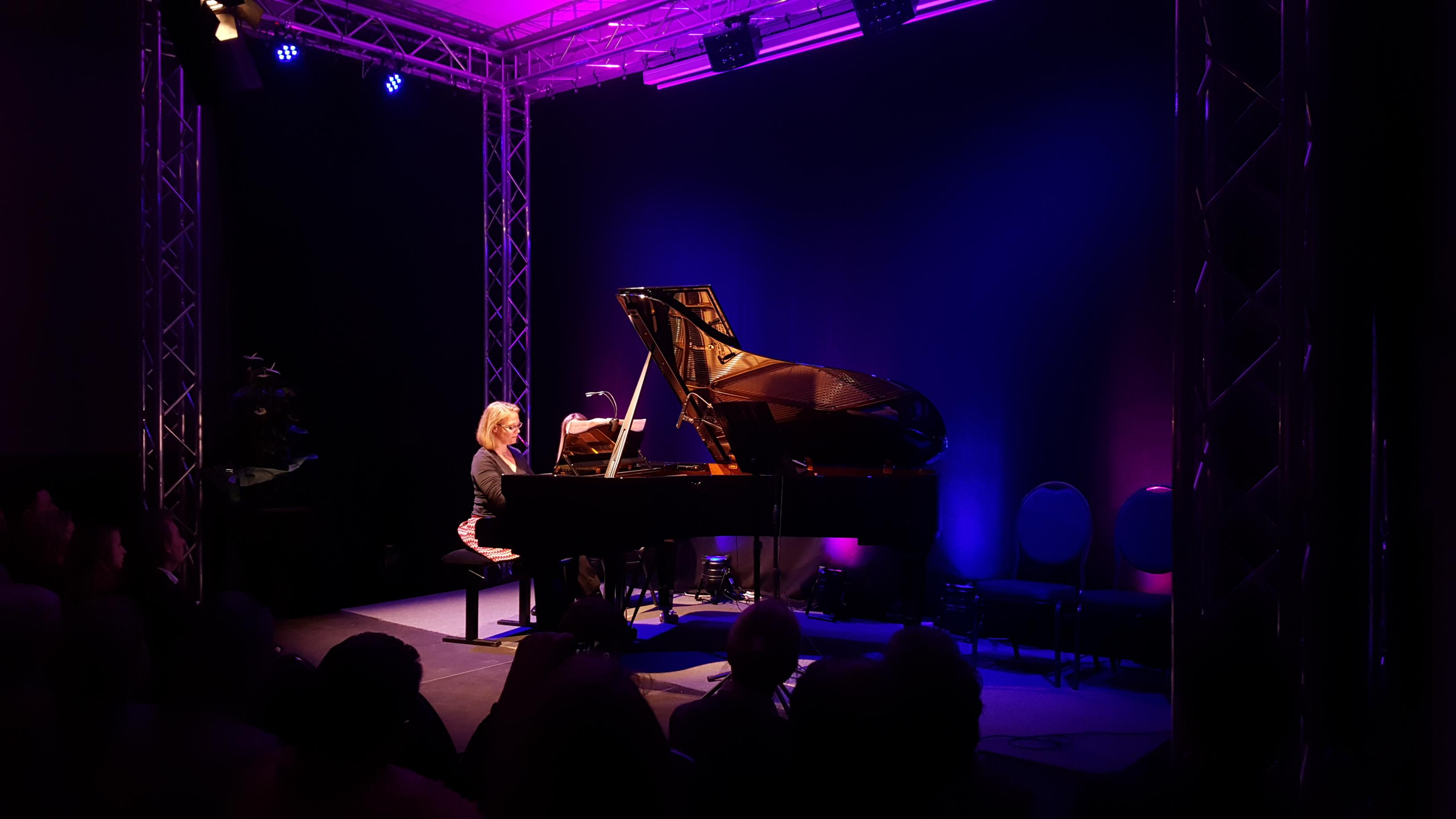 Klaviervorspiel Musikschule Rumeln
