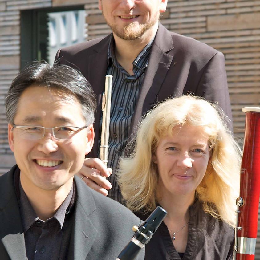"""Studio Orchester Duisburg mit """"Abwechslungsreicher Kammermusik"""""""