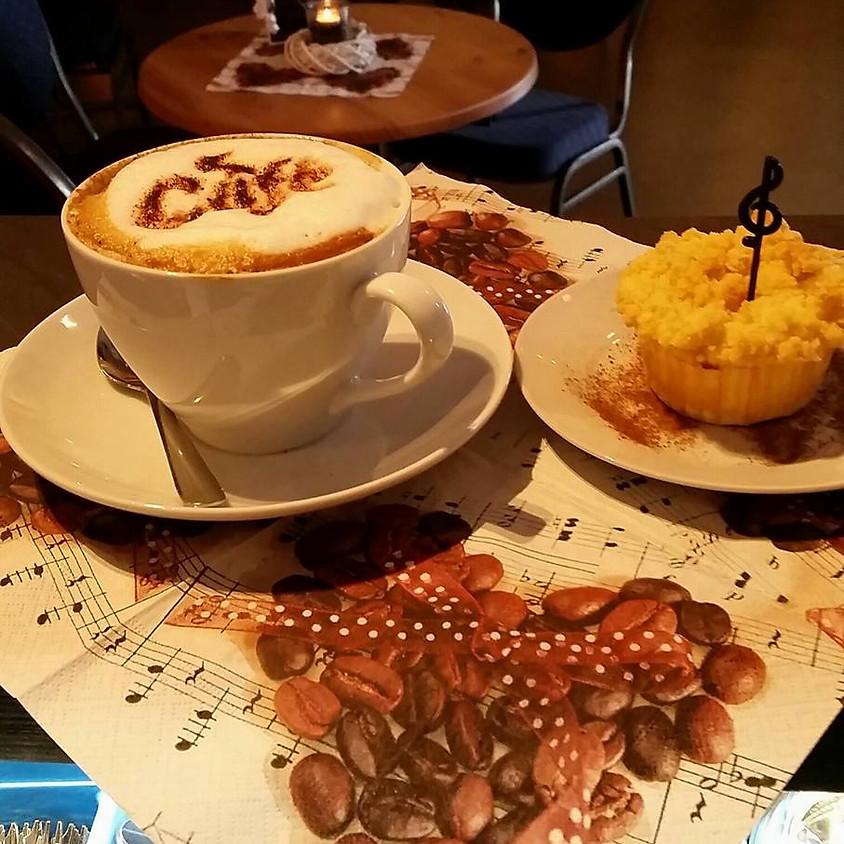Jazzcafé mit Eddie & Friends Big Band