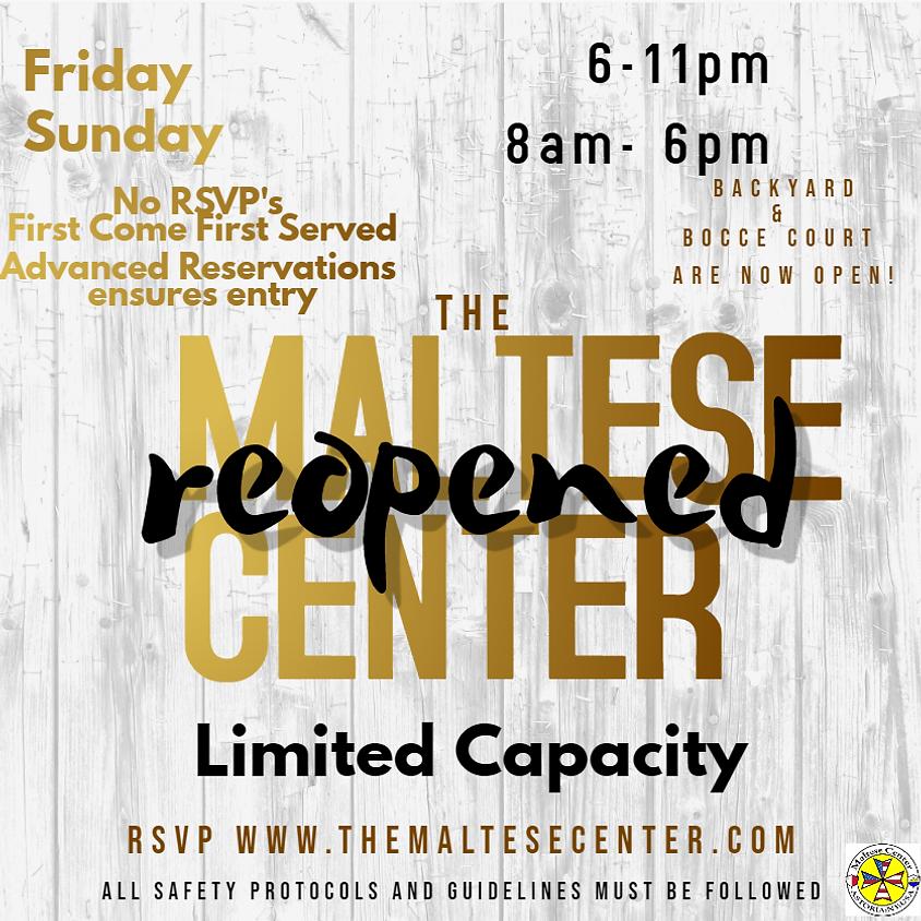 Friday July 31 MC Reopening