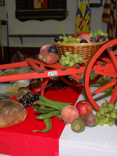 Traditional Maltese Cart Display