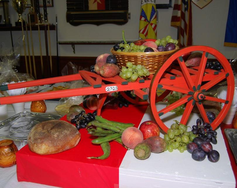 Traditional Maltese Cart Display