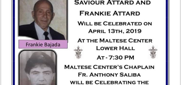 Memorial Remembrance Mass 4.13.2019
