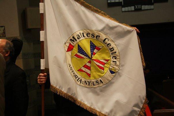 Flag of the Maltese Center