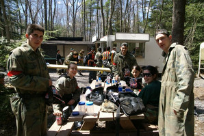 2007 Paintball Outing