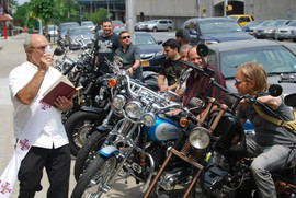 Motorcycle Blessing 2015